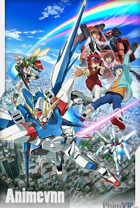 Cuộc Chiến Gundam - Gundam Build Fighters 2013 Poster