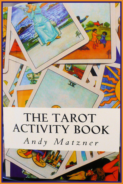 Tarot Notes A Journey Through My Tarot Decks The Magician: Tarot Notes: REVIEW: The Tarot Activity Book