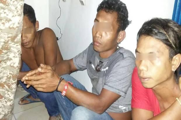Lagi Teller, 3 Pengendara Motor Tabrak Rombongan Jokowi di Papua.