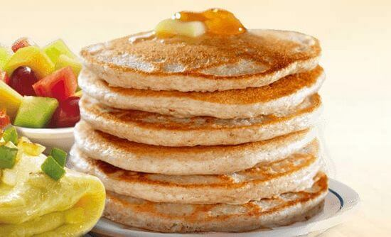 7 easy pancake recipes no without free ingredients you dont easy american homemade pancake mix recipe no without free from baking powder baking soda yeast eggs or egg less grain soy milk buttermilk ccuart Choice Image