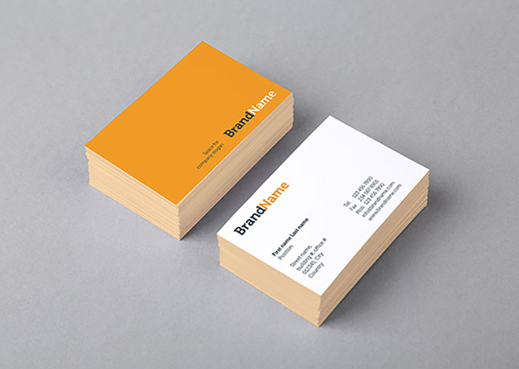 Business Cards Mock-Ups