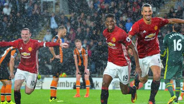 [Video] Cuplikan Gol Hull City 0-1 Manchester United (Liga Inggris)