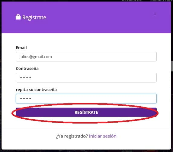 registro monedero raiblocks