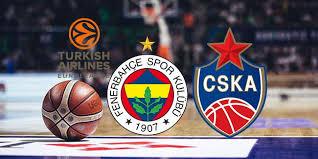 Fenerbahçe - CSKA Moskova Canli Maç İzle 18 Aralik 2018