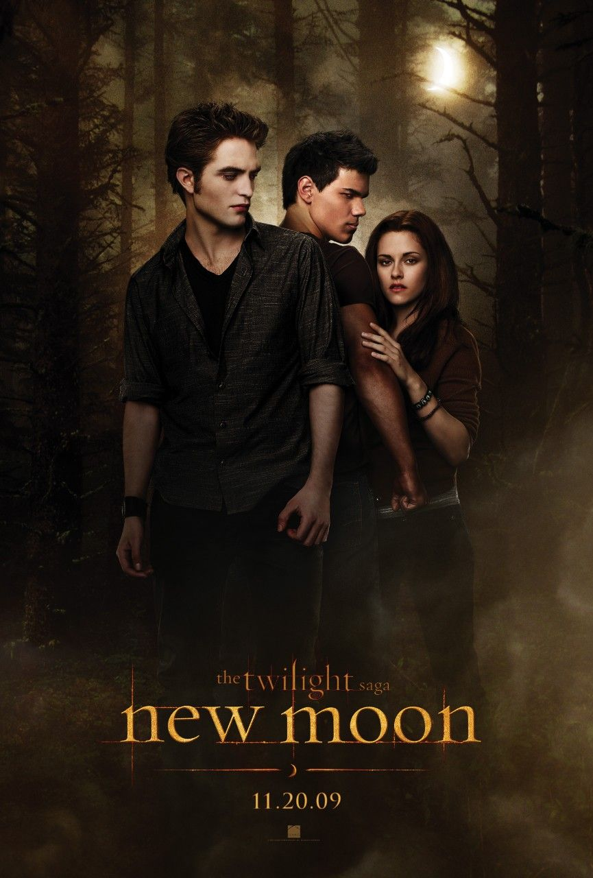 Nonton Film The Twilight Saga: New Moon (2009)