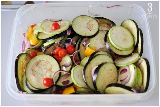 legumes ao forno como fazer