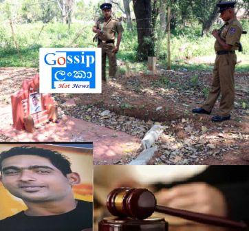 Embilipitiya murder case : Magistrate to issue order today on exhuming of body