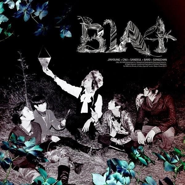 [Mini Album] B1A4 – In The Wind