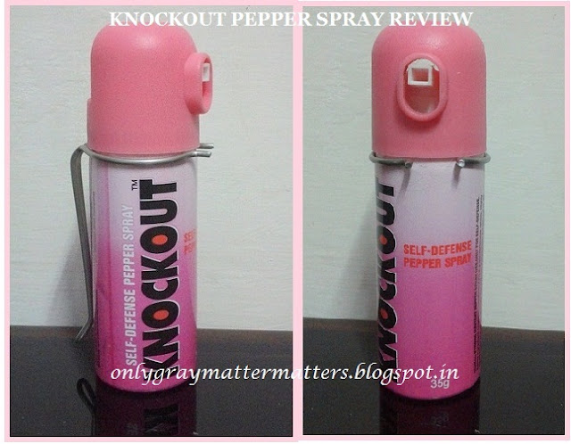 Knockout Pepper Spray Review