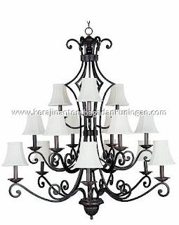 Lampu Tembaga | Lampu Robyong Tembaga Kuningan