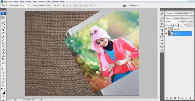 Cara Mudah Mengedit Foto Menjadi Sketsa Pensil dengan Adobe Photoshop Cara Mudah Mengedit Foto Menjadi Sketsa Pensil dengan Adobe Photoshop