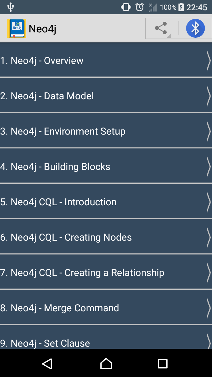 CNC Programming: Guide To Neo4j