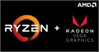 AND Ryzen с видеокартой Radeon
