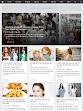 Giao diện blog cá nhân đẹp mẫu số 1