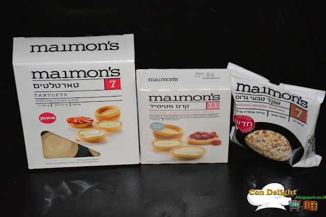 Maimon's products מוצרי מיימונ'ס