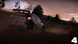 DiRT 4 PS3 Wallpaper