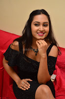 South Actress Amulya in short black dress at Kalamandir Foundation 7th anniversary Celebrations ~  Actress Galleries 063.JPG