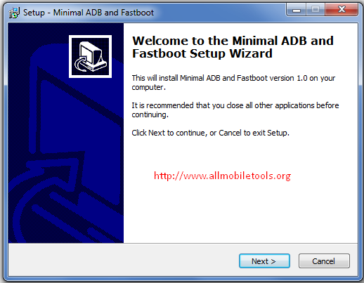 Minimal ADB V1.2 & FastBoot V1.1.3 With Driver Free Download For Windows