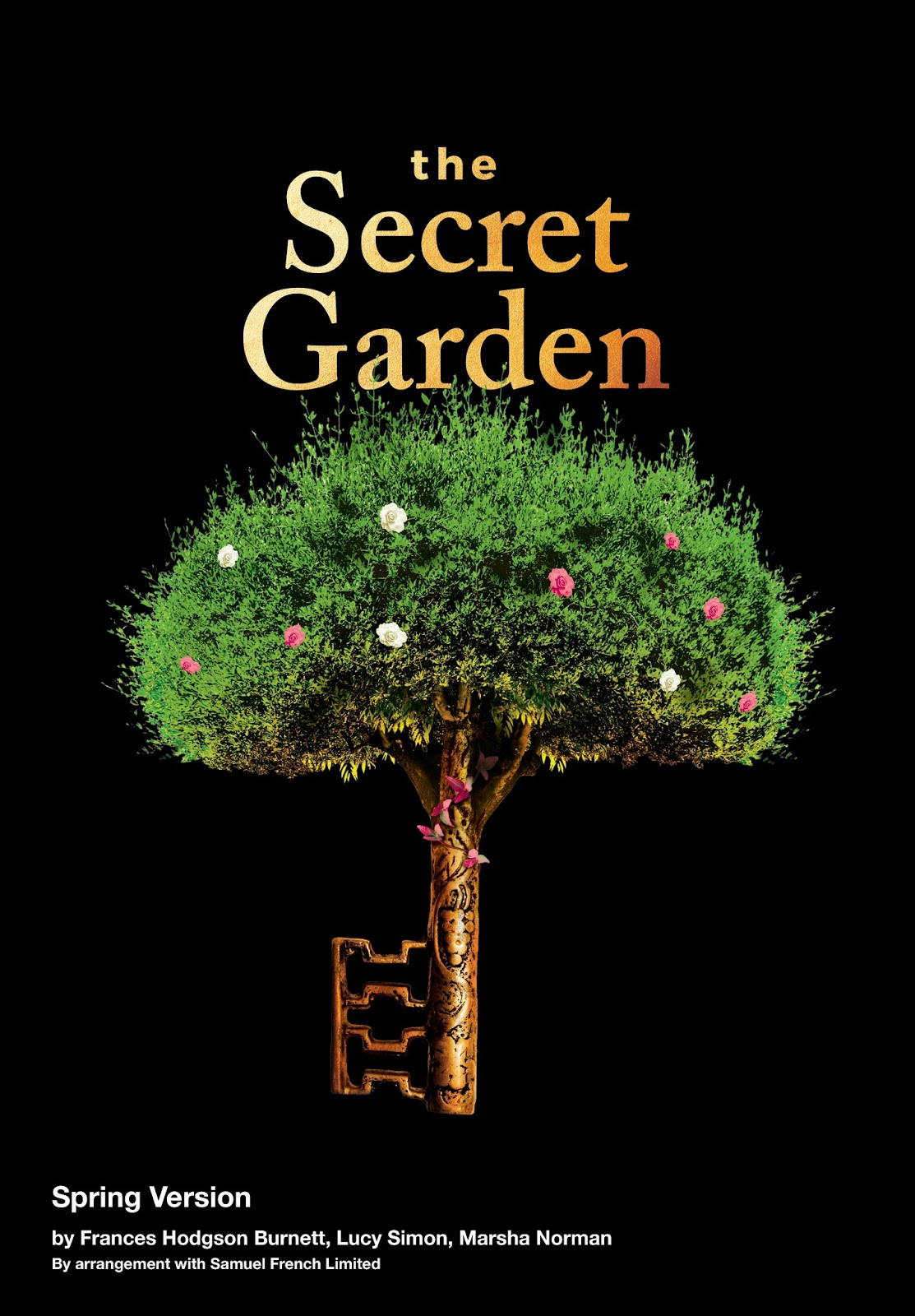 Secret Garden: The Secret Garden @ The Ambassadors Theatre