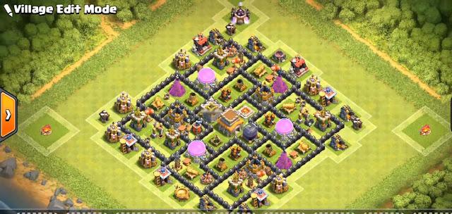 best defense th8 base