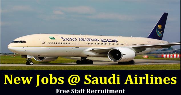 Image result for Saudi Airlines job