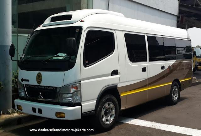kredit dp ringan micro bus mitsubishi 2019