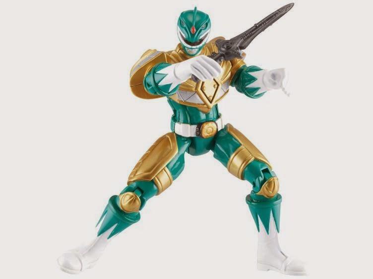 Henshin Grid List Of Mighty Morphin Green Power Ranger