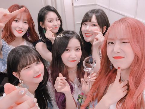 'GFRIEND' Week Is Official, Won On All Music Shows!