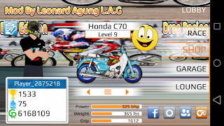 Drag Racing Bike Edition Apk Mod Indonesia By Leonard Agung