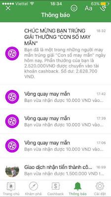 Hướng dẫn cách kiếm tiền đơn giản với Ví Appota