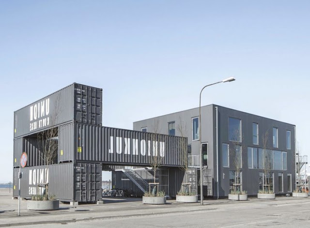 Container Office Design
