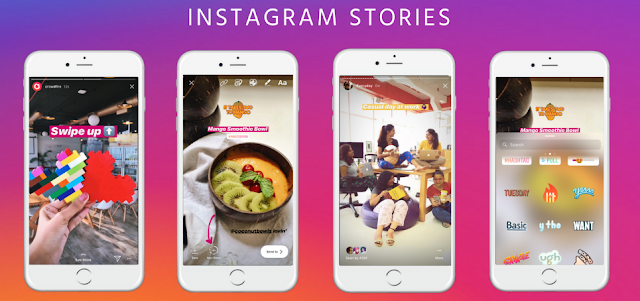 Aplikasi Tambahan yang Keren untuk Instagram Stories