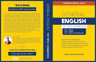 tnpsc general english book