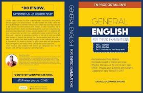 General English for TNPSC Examinations by Sarala Dhavamanoharan | TNPSCPortal.IN