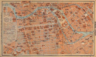Map Berlin 1910