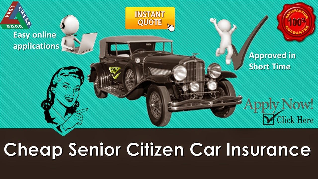 Senior Car Insurance Discounts