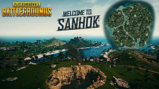 PUBG Mobile SANHOK Map is Available on Timi Studio (Chinese