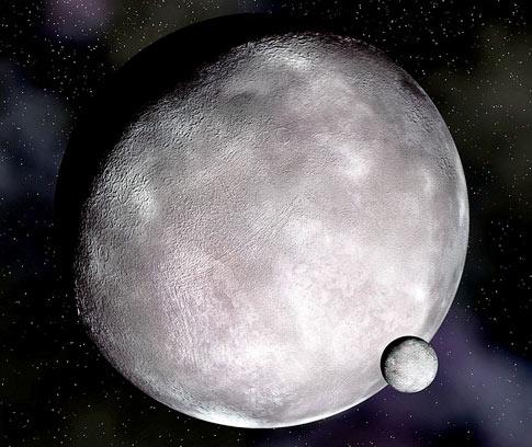 Gracias al descubrimiento de Eris, se formó el termino de Planeta Enano