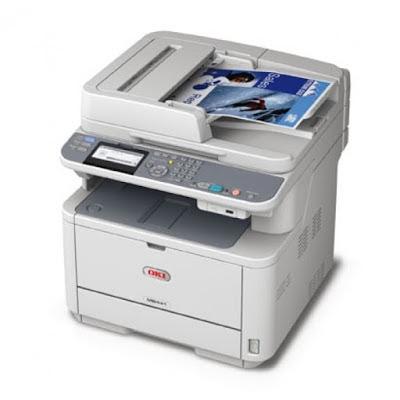 Image OKI MB441dn Printer Driver