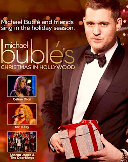 Watch Michael Bublé's Christmas in Hollywood (2015) movie free online