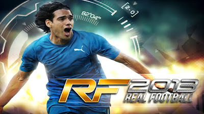 Real Football 2013 Apk + Data for Android