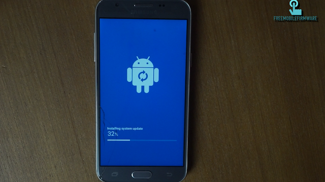 Install Stock Rom Samsung J3 Prime J327W Oreo 8.1.0 fix Odin fail