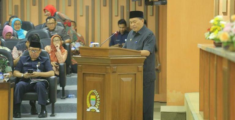 Wakil Wali Kota Bandung Oded M. Danial