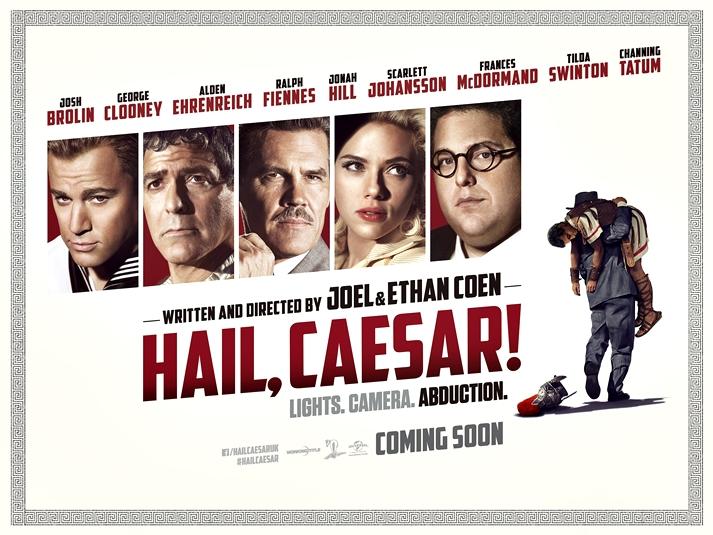 Póster: Hail, Caesar!