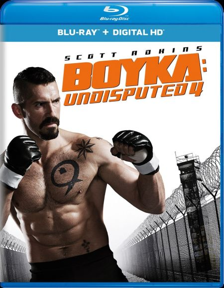 Boyka: Undisputed IV (Invicto) (2016) 720p y 1080p BDRip mkv Dual Audio AC3 5.1 ch