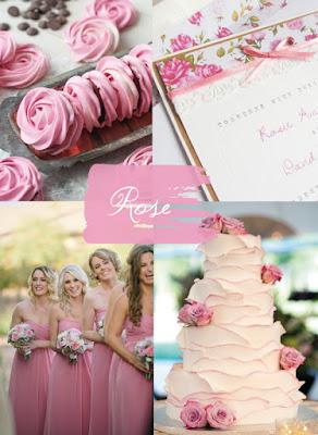 Warna Tema Majlis Kahwin 2015
