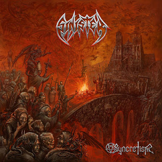 Sinister - Syncretism (2017) - Album Download, Itunes Cover, Official Cover, Album CD Cover Art, Tracklist
