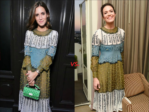 👗Who Wore it Better: Valentino Edition