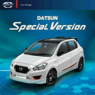 Datsun Semarang Dealer Nissan & harga OTR GO+ Cross Livina