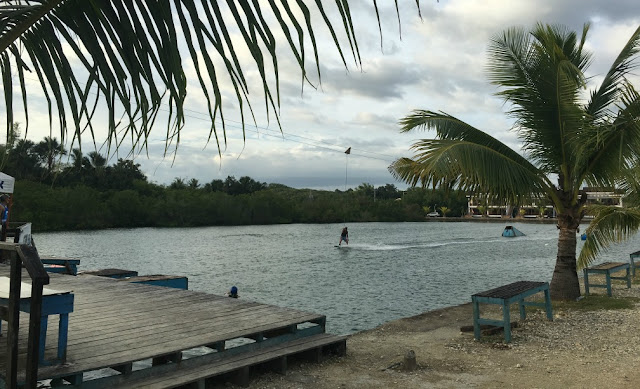 Wakeboarding - just one of the many activities you can do in Papa Kits